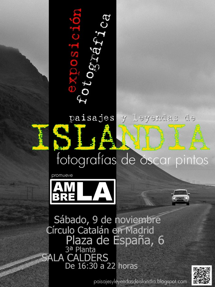 Paisajes y leyendas de Islandia