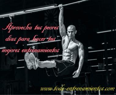 Frases Motivación Crossfit Todoentrenamientos