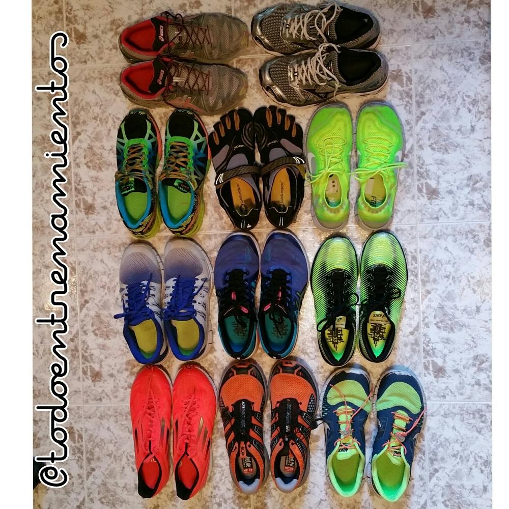 ¿Obsesion por el running?