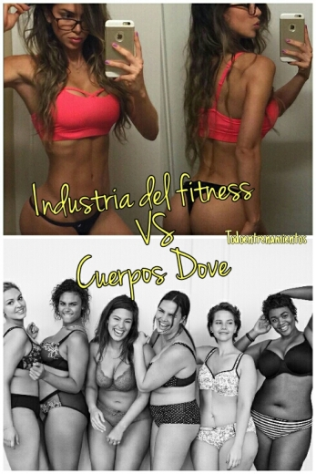 fitness vs dove